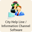 City Help Line / Information Channel Software